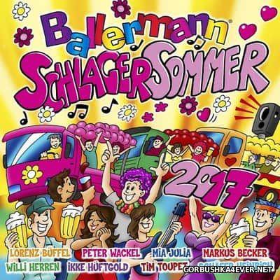 Ballermann Schlager Sommer 2017