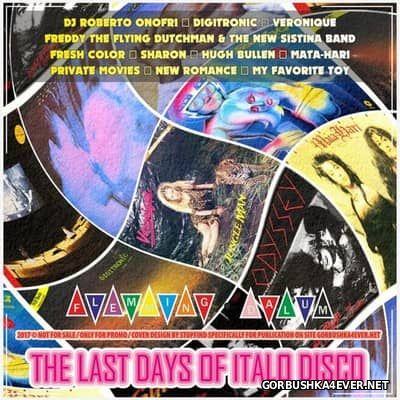Flemming Dalum - The Last Days Of Italo Disco [1988]