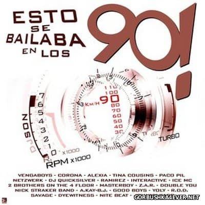 DJ Son - Esto Se Bailaba En Los 90!