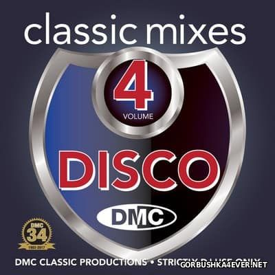 [DMC] Classic Mixes - Disco vol 4 [2017]