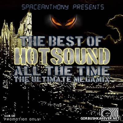 Fantasy Mix vol 196 - The Best Of Hotsound [2017] by SpaceAnthony