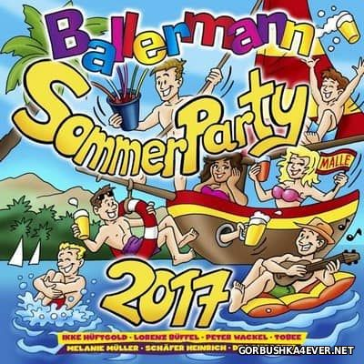 Ballermann SommerParty [2017] / 2xCD