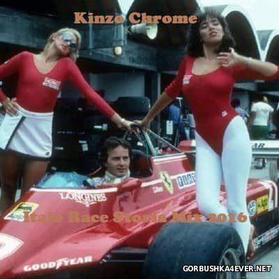 Italo Race Storia Mix 2016 by Kinzo Chrome