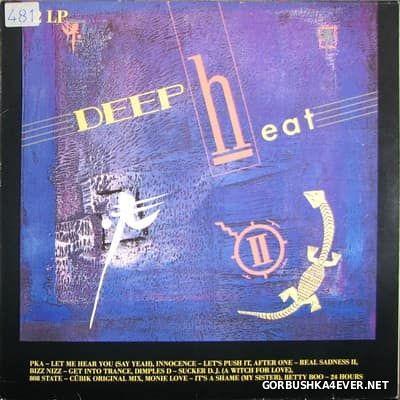 [Eurostar] Deep Heat II [1991] / 2xLP