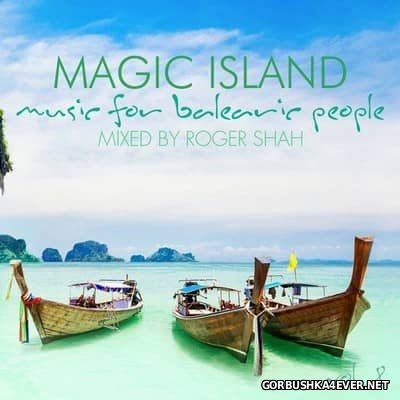 Magic Island vol 8 [2017] / 2xCD / Mixed By Roger Shah