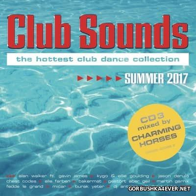 Club Sounds - Summer 2017 / 3xCD