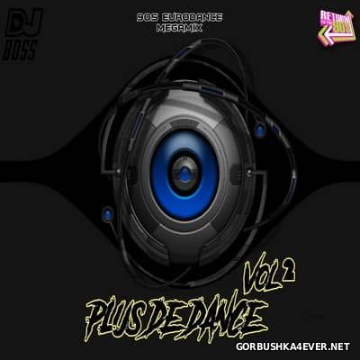Plus De Dance vol 2 [2017] by DJ Ridha Boss