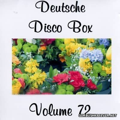 Deutsche Disco Box vol 72 [2017] / 2xCD