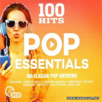 100 Hits - Pop Essentials [2017] / 5xCD