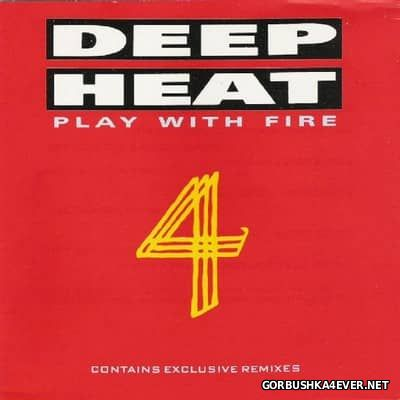 [Telstar] Deep Heat 4 - Play With Fire [1989] / 2xLP