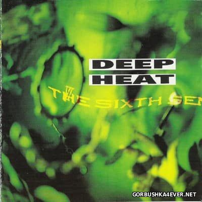 [Telstar] Deep Heat 6 - The Sixth Sense [1990] / 2xCD