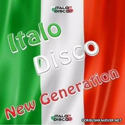 HiEnergy ItaloDisco Megamix vol 12 [2017] New Generation Edit by Cziras