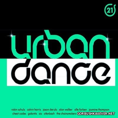 Urban Dance vol 21 [2017] / 3xCD