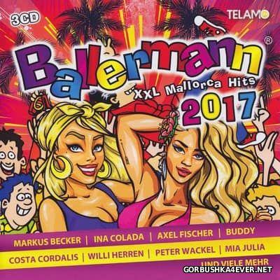Ballermann - XXL Mallorca Hits 2017 [2017] / 3xCD