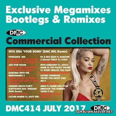DMC Commercial Collection 414 [2017] July / 2xCD