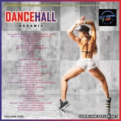 Dancehall Mix vol 1 [2016] Mixed by Yaniv Ram