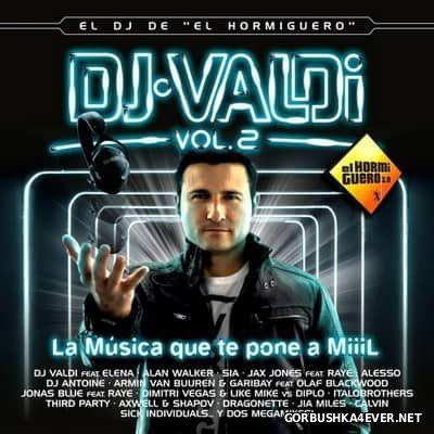 El DJ Del Hormiguero - DJ Valdi vol 2 [2017] / 3xCD