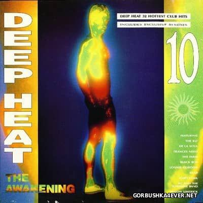 [Telstar] Deep Heat 10 - The Awakening [1991] / 2xLP