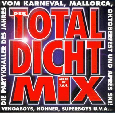 SWG Team - Der Total Dicht Mix [1998]