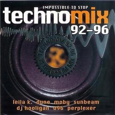 SWG Team - Techno Mix 92-96 [1999]