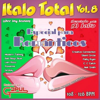 DJ Salvo - Italo Total volume 08 (Especial Romanticos)