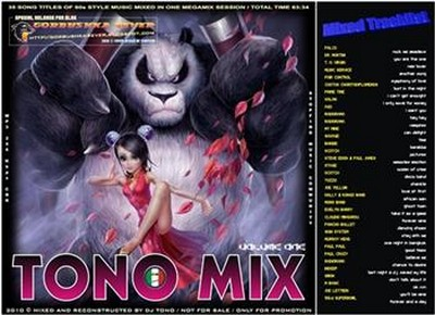 Tono Mix - volume 01