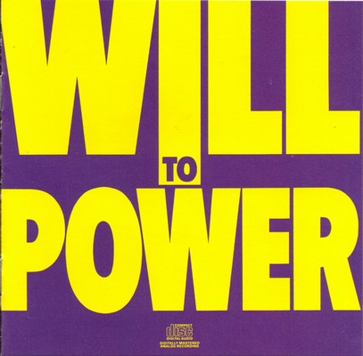 Will To Power - Will To Power [1988]