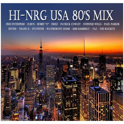 HiNRG 80s USA Mix