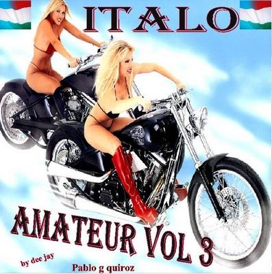 Pablo G Quiroz DJ - Italo Amateur Mix 03