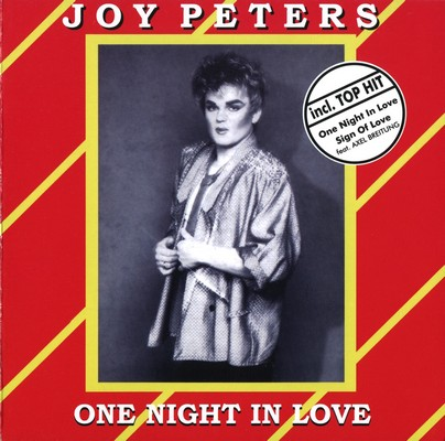 Joy Peters - One Night In Love [1986]