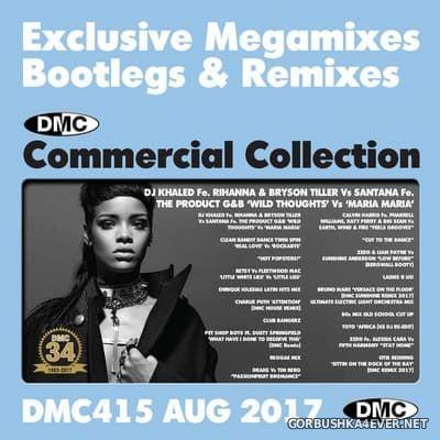 VA - DMC Commercial Collection vol 415 [2017] / 2xCD