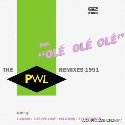 VA - PWL Remixes 1991 [1991]