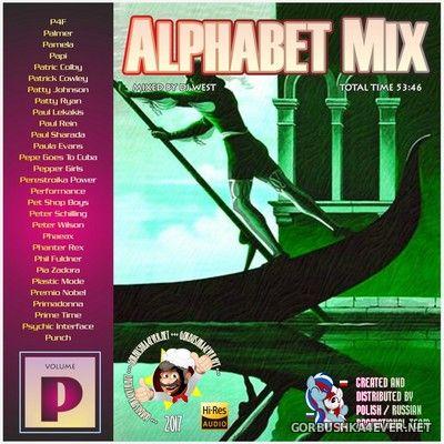DJ West - Alphabet Mix - volume P [2017]