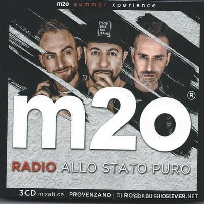 M2o Summer Experience [2017] / 3xCD / Mixed by Provenzano DJ, DJ Ross & Dino Brown