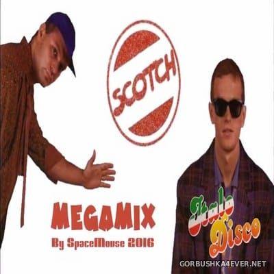 DJ SpaceMouse - Scotch Megamix [2016]