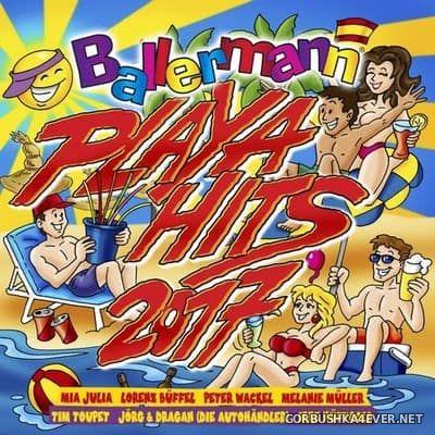 Ballermann Playa Hits [2017]