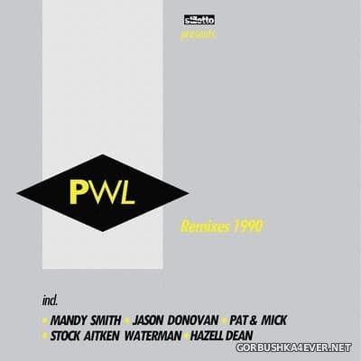 VA - PWL Remixes 1990 vol I [1990]