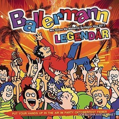 VA - Ballermann Legendar [2017]