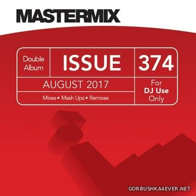 Mastermix Issue 374 [2017] August / 2xCD