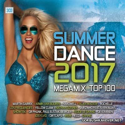 Summer Dance 2017 Megamix Top 100 [2017] / 3xCD