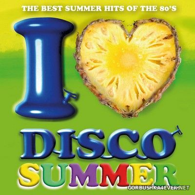 I Love Disco Summer vol 05 [2017] / 2xCD