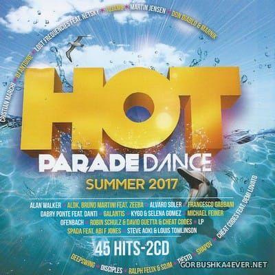 Hot Parade Dance Summer [2017] / 2xCD
