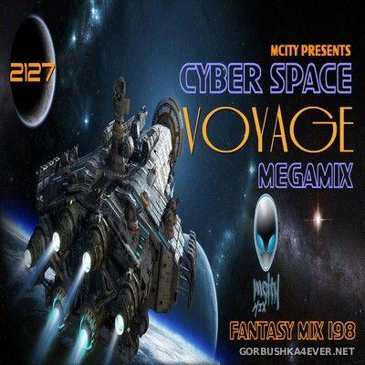 Fantasy Mix vol 198 - Cyber Space Voyage Megamix [2017]