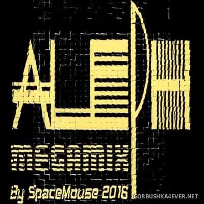 DJ SpaceMouse - Aleph Megamix [2016]