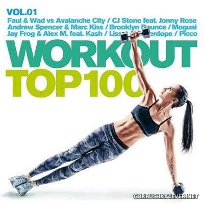 Workout Top 100 vol 1 [2017] / 2xCD / Mixed by DJ Deep