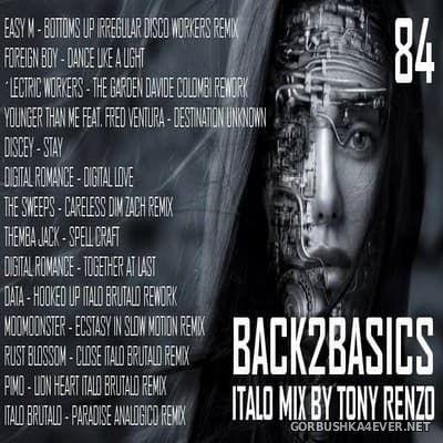 VA - Back2Basics Italo Mix vol 84 [2017] by Tony Renzo