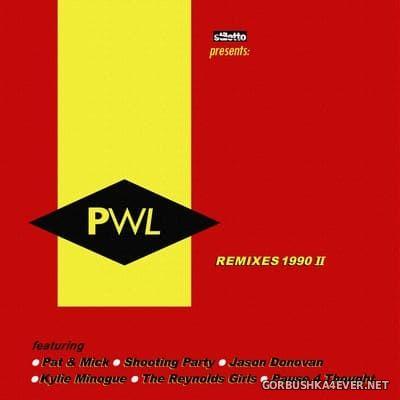 VA - PWL Remixes 1990 vol II [1990]