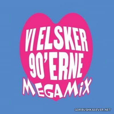 DJ J@rke - Vi Elsker 90'Erne Megamix [2017]