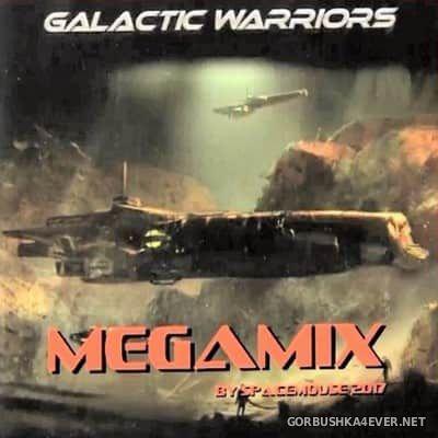 DJ SpaceMouse - Galactic Warriors Megamix [2017]