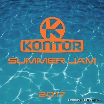 [Kontor] Summer Jam 2017 / 3xCD
